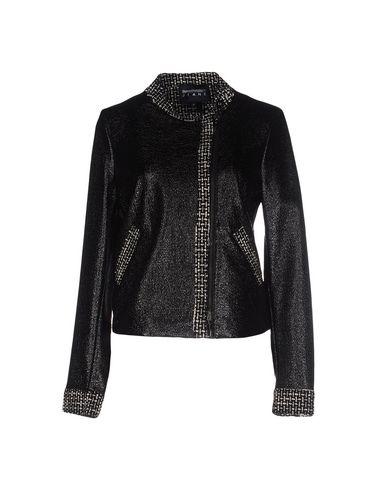 Emporio Armani Biker Jacket In Black
