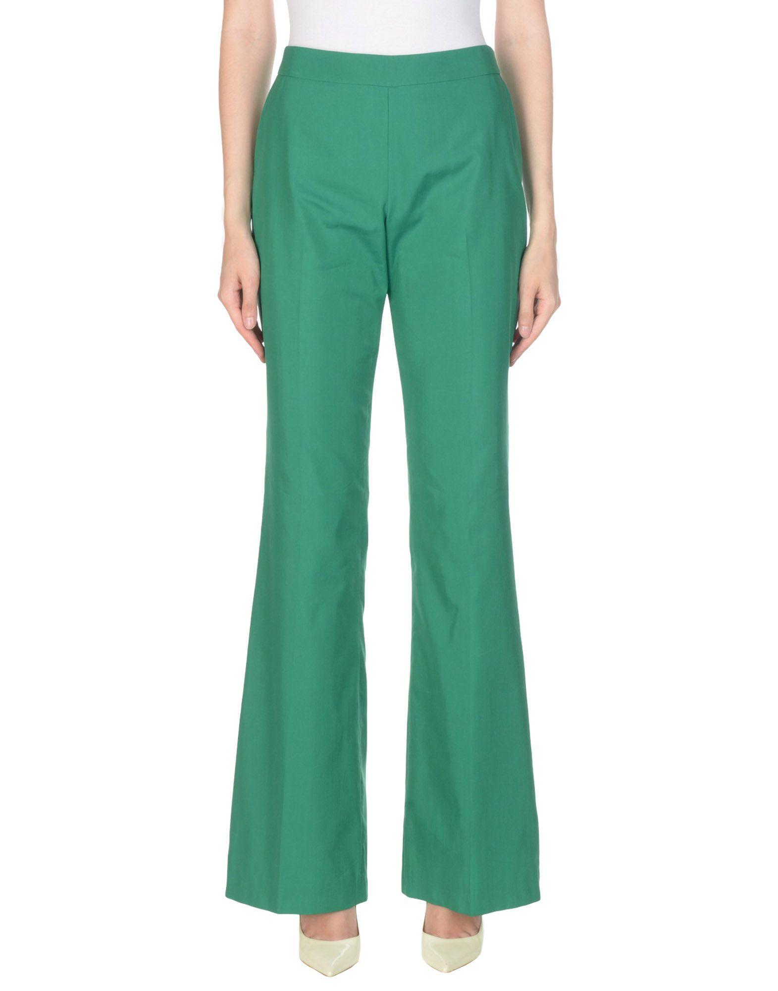 Rossella Jardini Casual Pants In Green