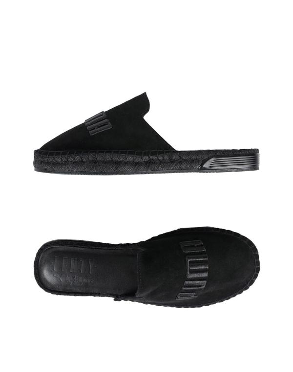 Fenty X Puma Mules In Black | ModeSens