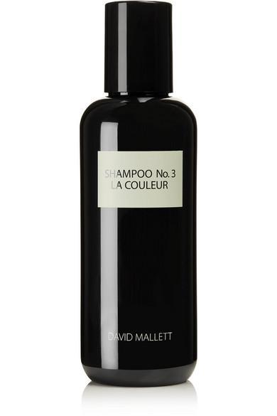 David Mallett Shampoo No.3: La Couleur, 250ml - Colorless