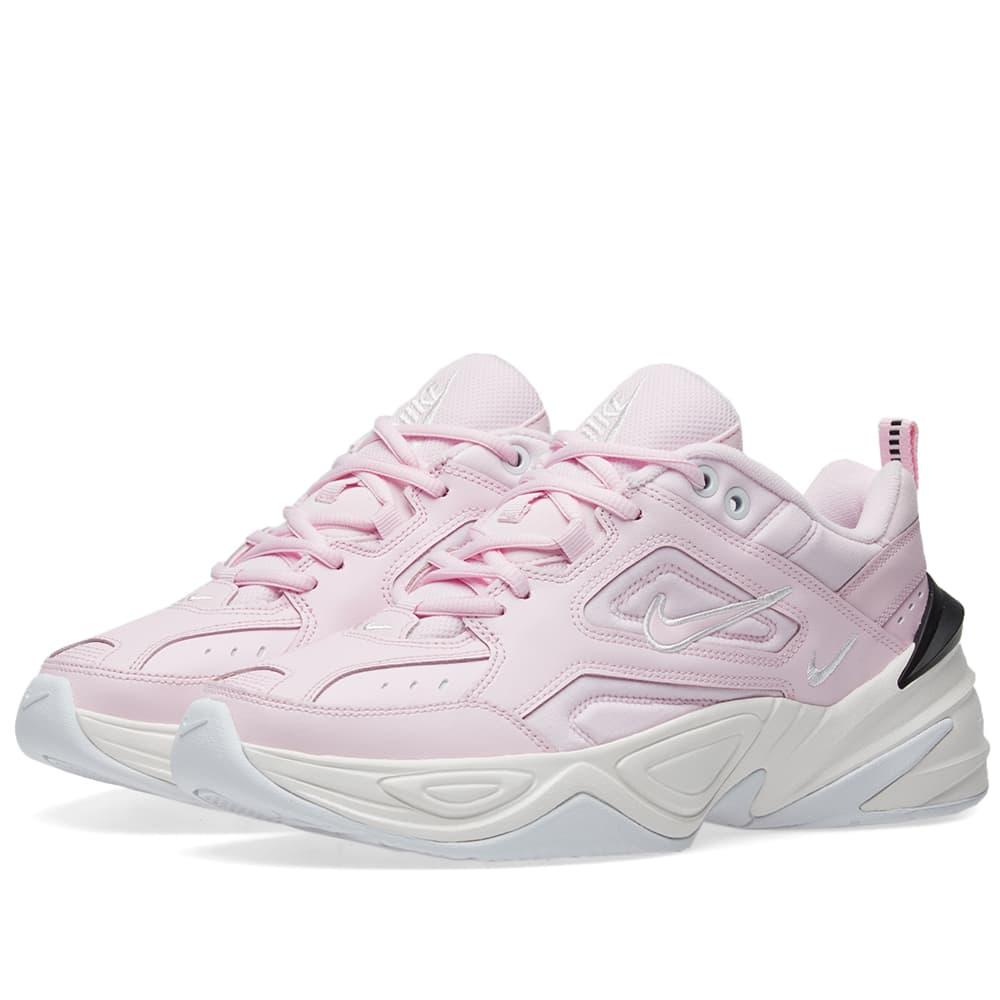 1b80a42e2ef Nike M2K Tekno Sneakers In Pink