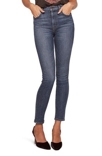 2744c87e0163ef Reformation High & Skinny Jeans In Rhine | ModeSens