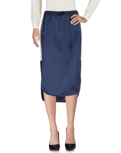 Alexander Wang T 3/4 Length Skirts In Dark Blue