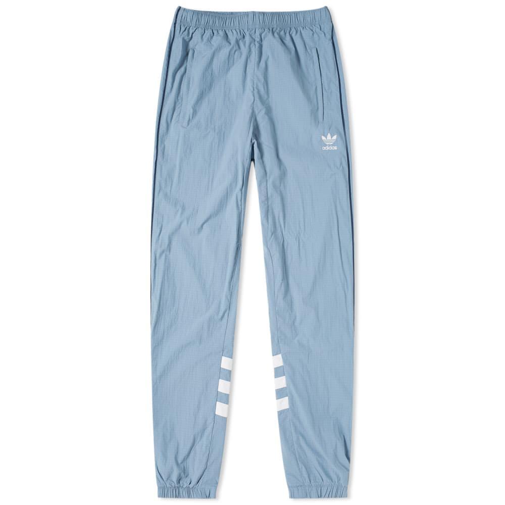 Adidas Originals Adidas Authentic Wind Pant In Blue