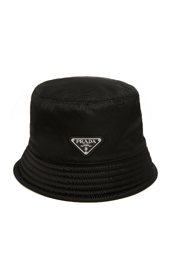 061536be524a2 Prada Men. PRADA. Men s Nylon Bucket Hat ...