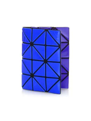 hot sale online e5bea 20569 Color Block Card Case in Blue