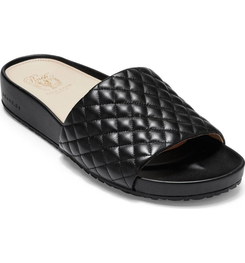 56db68435b0 Style Name  Cole Haan Pinch Montauk Slide Sandal (Women). Style Number   5623866. Available in stores.