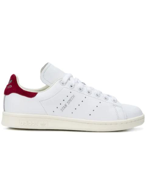 Adidas Originals Adidas Stan Smith Low Top Sneakers - White