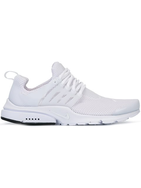 Nike Men's Air Presto Essential Running Sneakers From Finish Line In White
