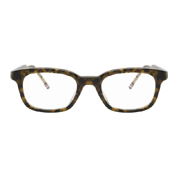 9f157d8e6817 THOM BROWNE. Thom Browne Tortoiseshell Tb 410 Glasses ...