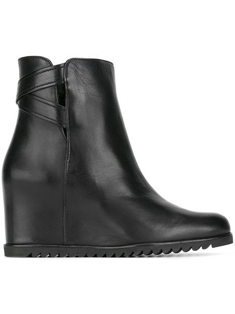Stuart Weitzman 'fitness' Boots - Black