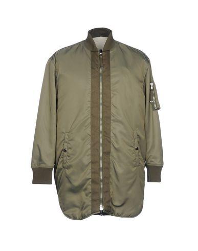 Diesel Black Gold Jacket In Military Green