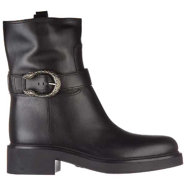 Leder Damen Stiefeletten Stiefel Boots In Ankle Black Lifford iZTuPwkOX
