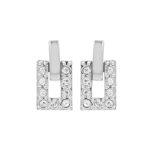 c9e7217bf Susan Caplan Vintage 1980S Vintage Nina Ricci Crystal Clip-On Swarovski  Crystal Earrings