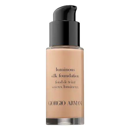 giorgio armani beauty luminous silk foundation