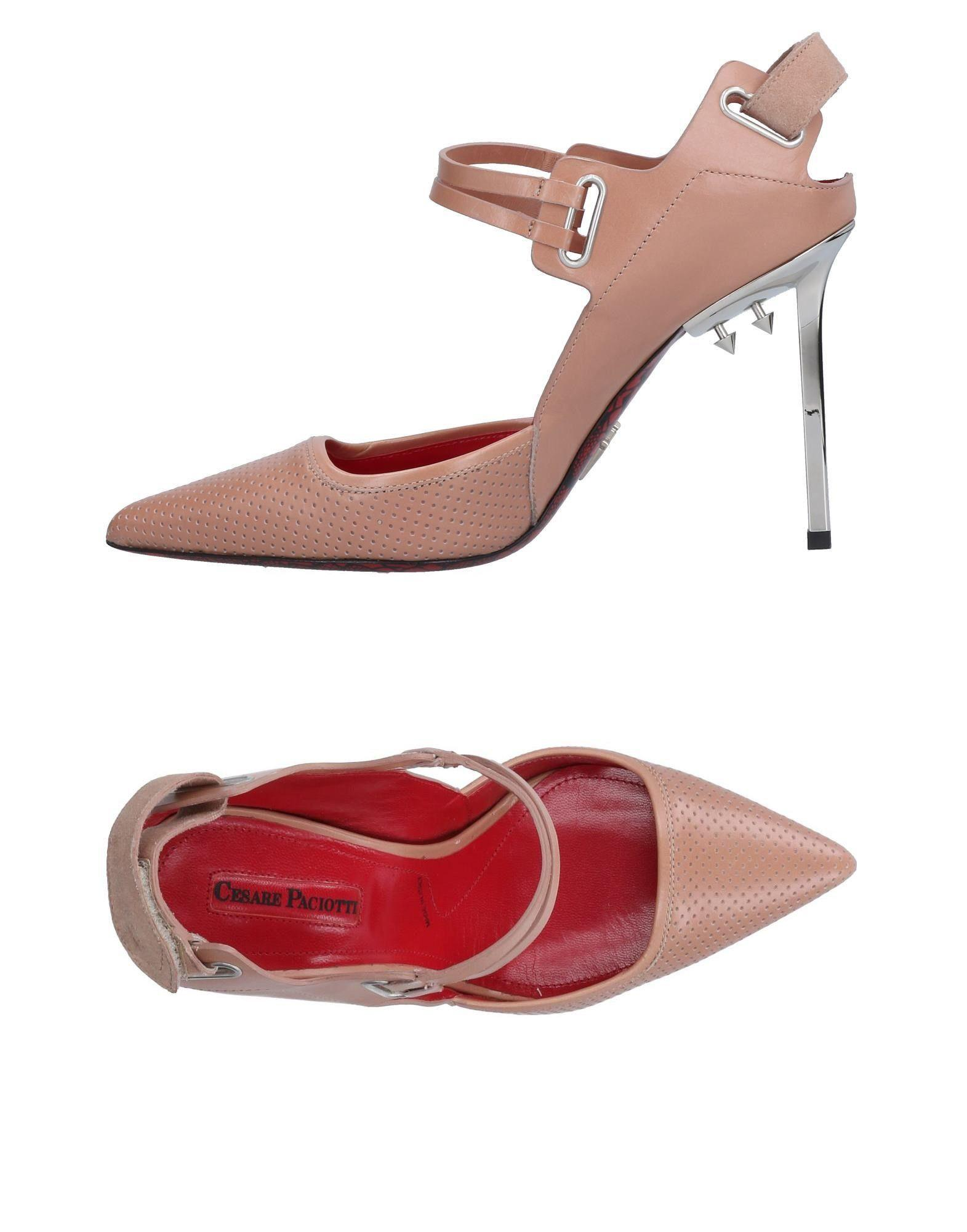 Pumps in Pale Pink