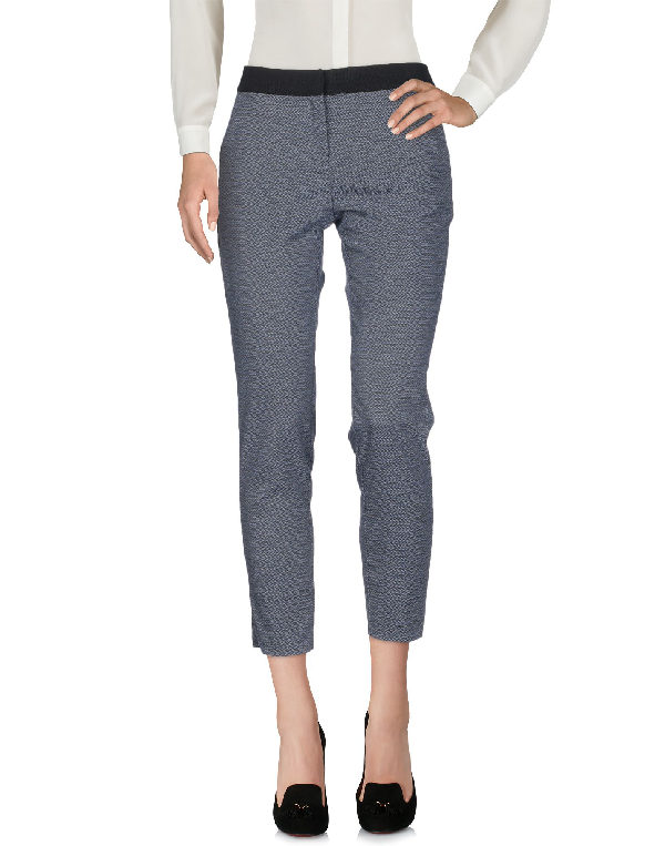 Teresa Dainelli Casual Pants In Grey