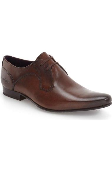 Ted Baker 'martt 2' Plain Toe Derby (men) In Brown
