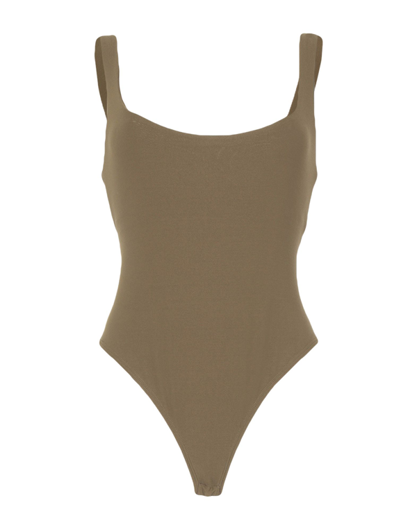 Alix Top In Military Green