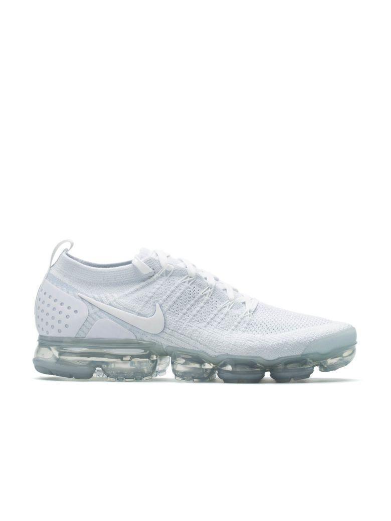 4573037ea3 Nike Air Vapormax Flyknit Running 2 'Pink Beam' Sneakers - White ...