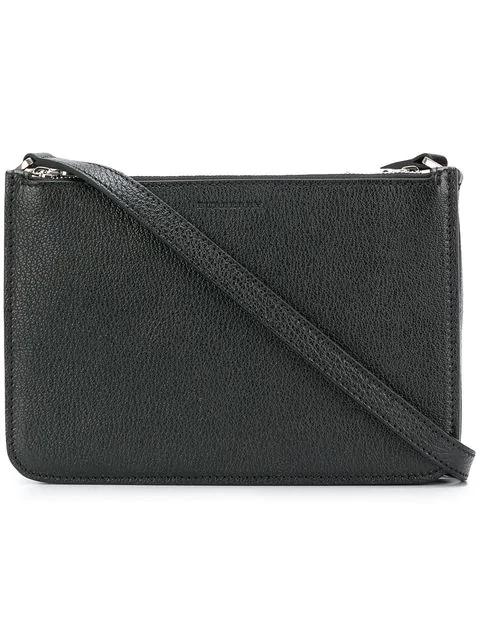 b9c6ed96d0d33 Burberry Triple Zip Crossbody Bag In Black   ModeSens