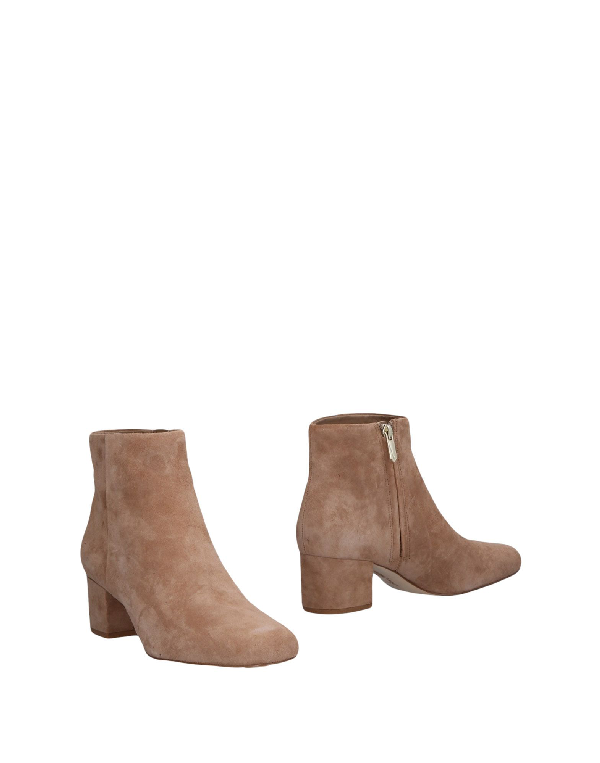 Sam Edelman Ankle Boot In Sand