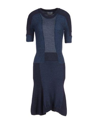 Maiyet Short Dress In Dark Blue