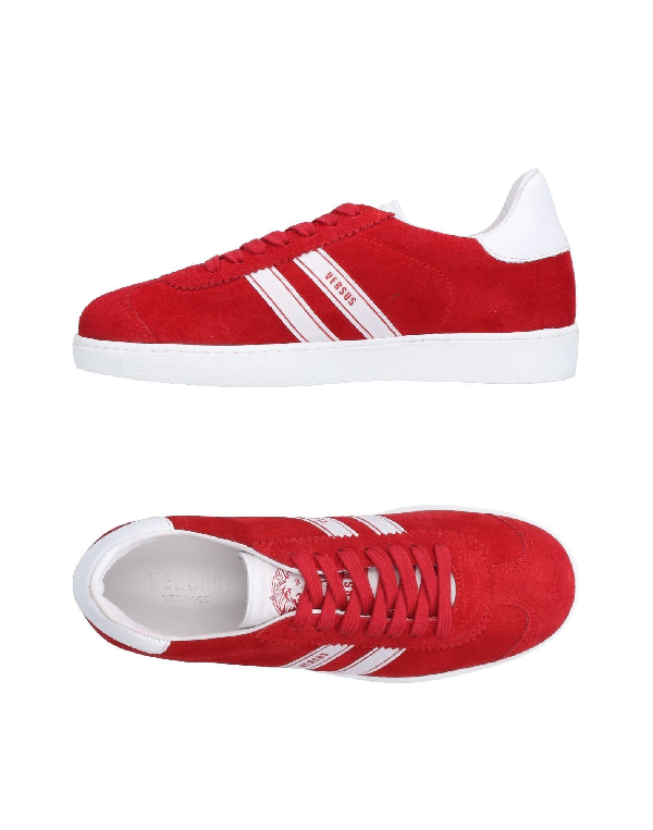 Versus Sneakers In Red