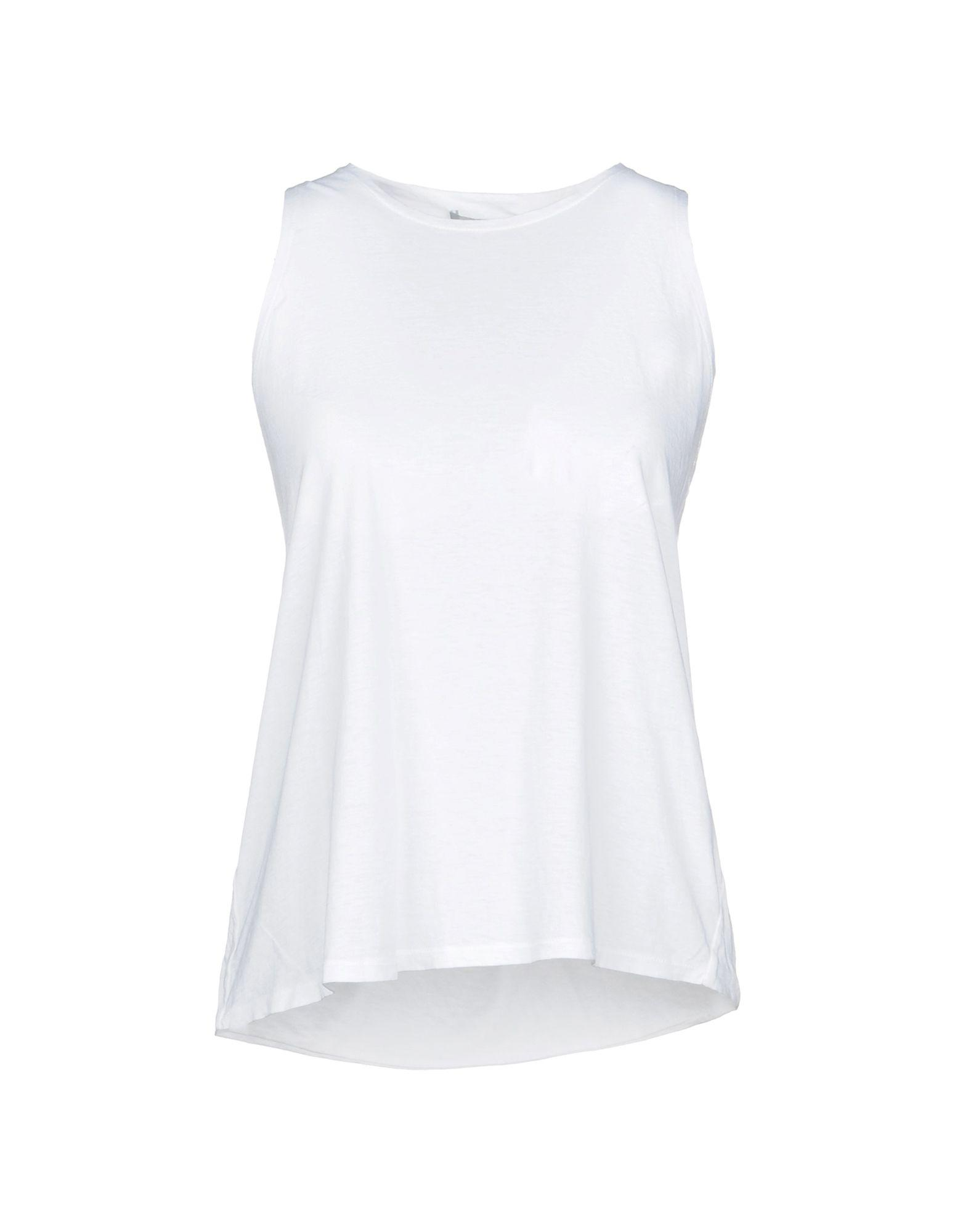 Vince Tank Top In White