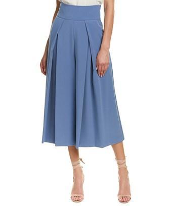 Milly Italian Cady Culotte In Blue