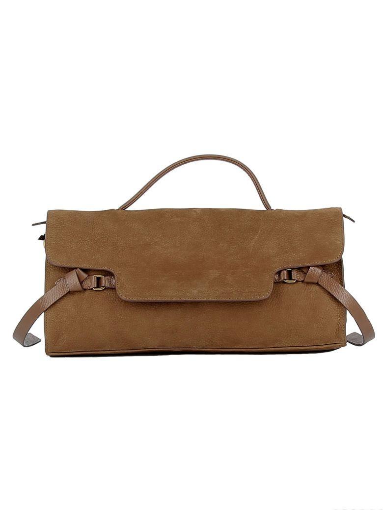 Zanellato Nina-bag M Ute Farro/brown