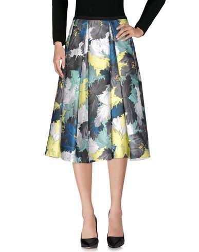 Erdem 3/4 Length Skirts In Green