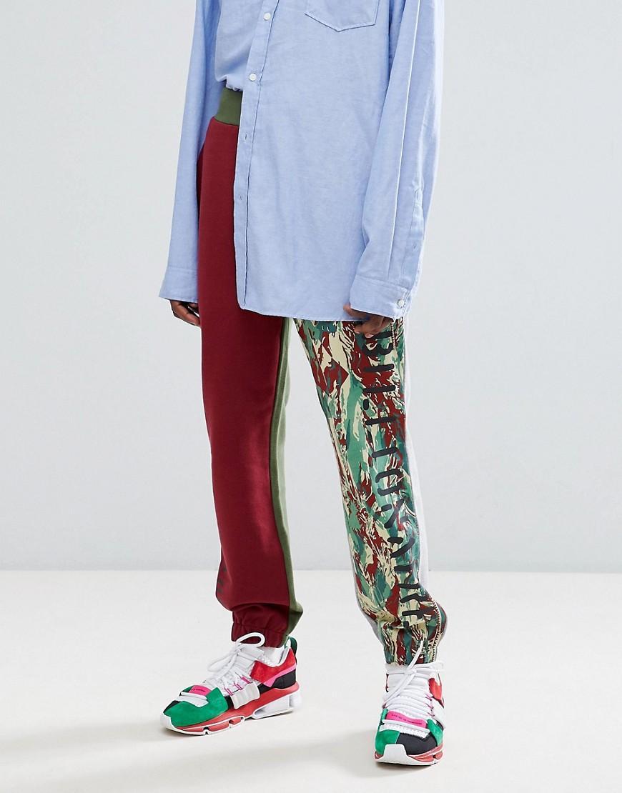 f3aaa2f6 Billionaire Boys Club Contrast Lizard Camo Sweatpants - Green | ModeSens