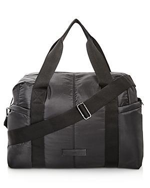 1a23368445 Adidas By Stella Mccartney Shipshape Gym Bag In Clay Red Gunmetal ...