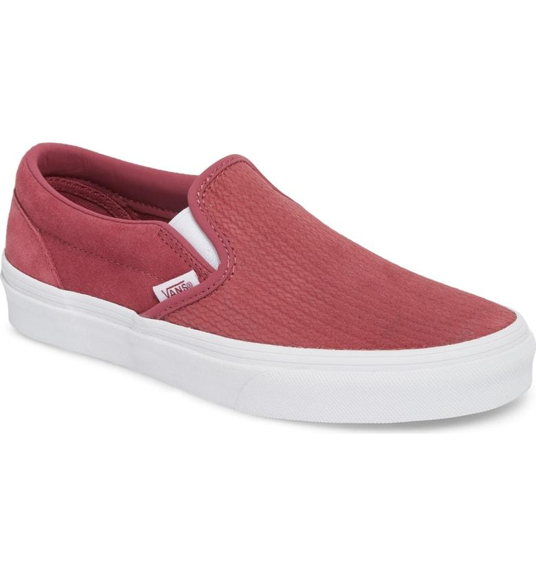 A classic cupsole boosts a street-smart slip-on sneaker. Style Name  Vans  Classic Slip-On Sneaker (Women). Style Number  5040474 28. Available in  stores. 2822a7b6c