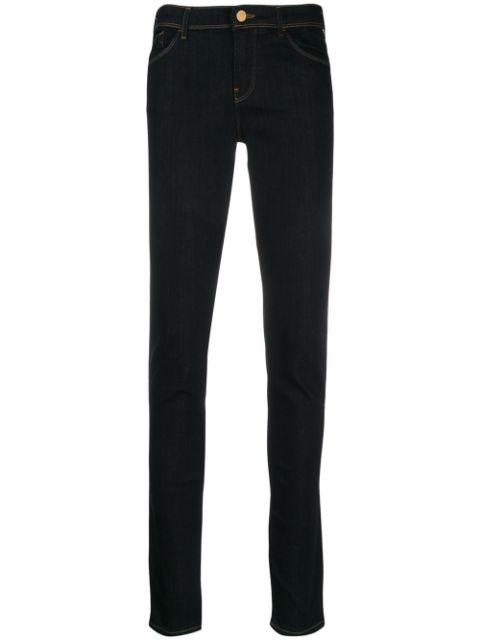 Emporio Armani Skinny Jeans - Item 13223654 In Blue
