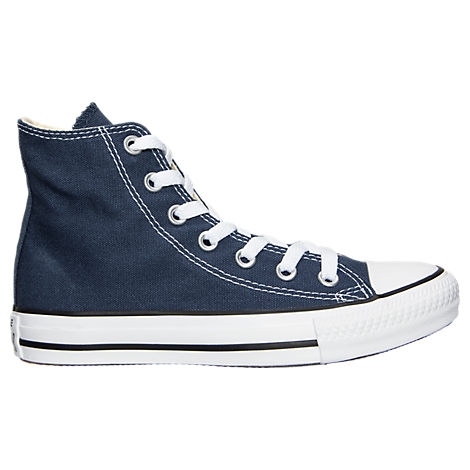 huge discount dae8c 013ec Converse Women s Chuck Taylor High Top Casual Shoes, Blue
