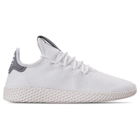 Men's Originals Pharrell Williams Tennis Hu Casual Shoes, White