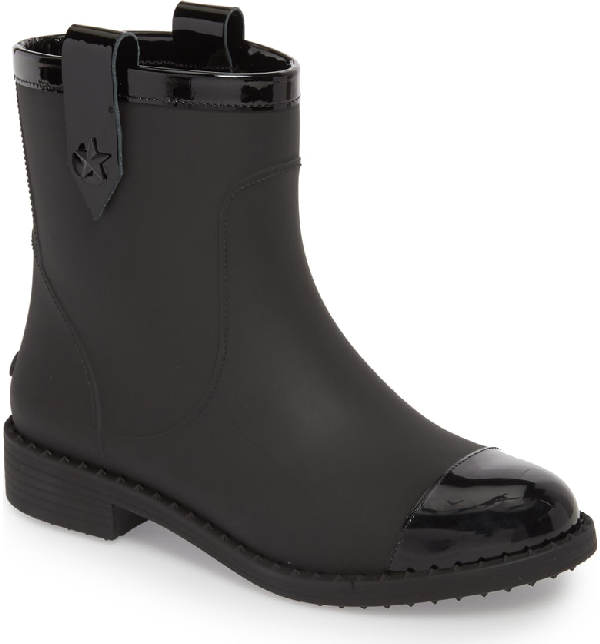 11010faf4ec9 Jimmy Choo Edie Rain Boot In Black