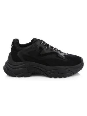 c4f34e7667b7 Ash Women s Addict Lace Up Platform Sneakers In Black