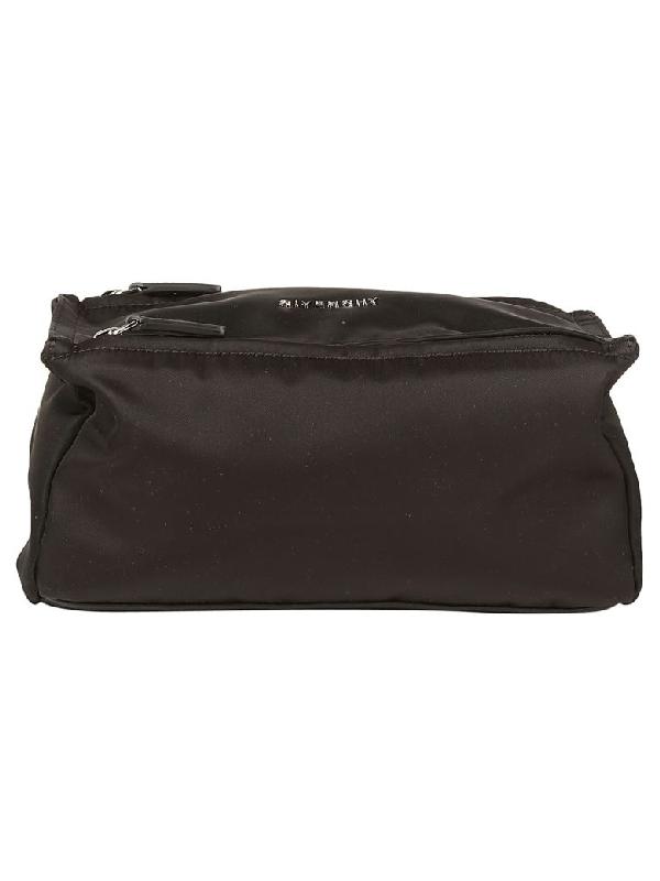 Givenchy Mini Pandora Shoulder Bag In Black