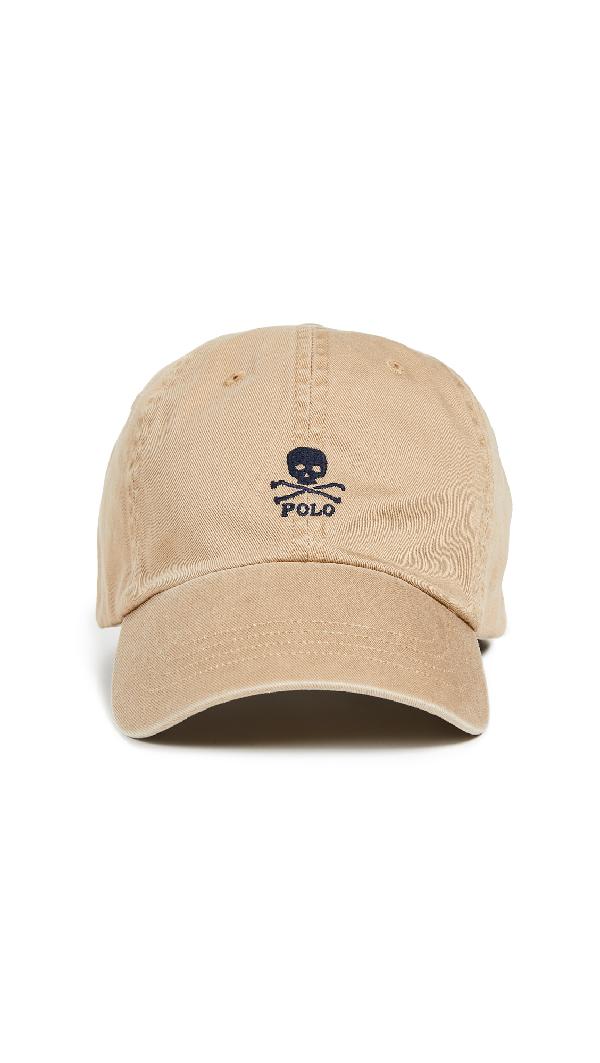 bd9607dc5 Classic Skull Cap in Tan