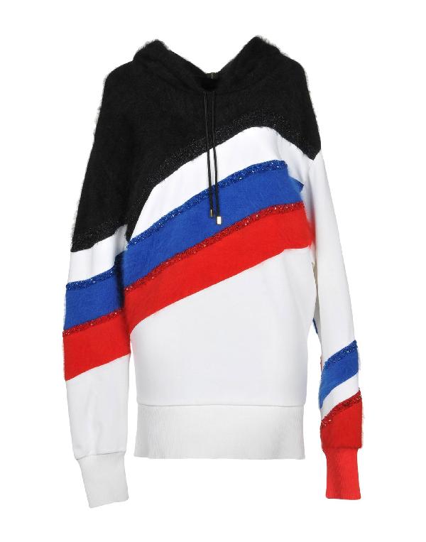 Alexandre Vauthier Sweater In Black