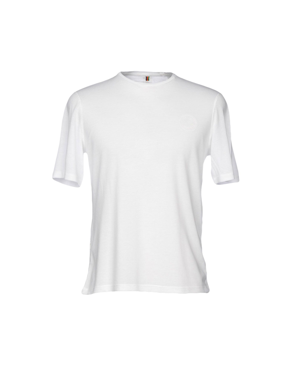 Iffley Road T-shirt In White
