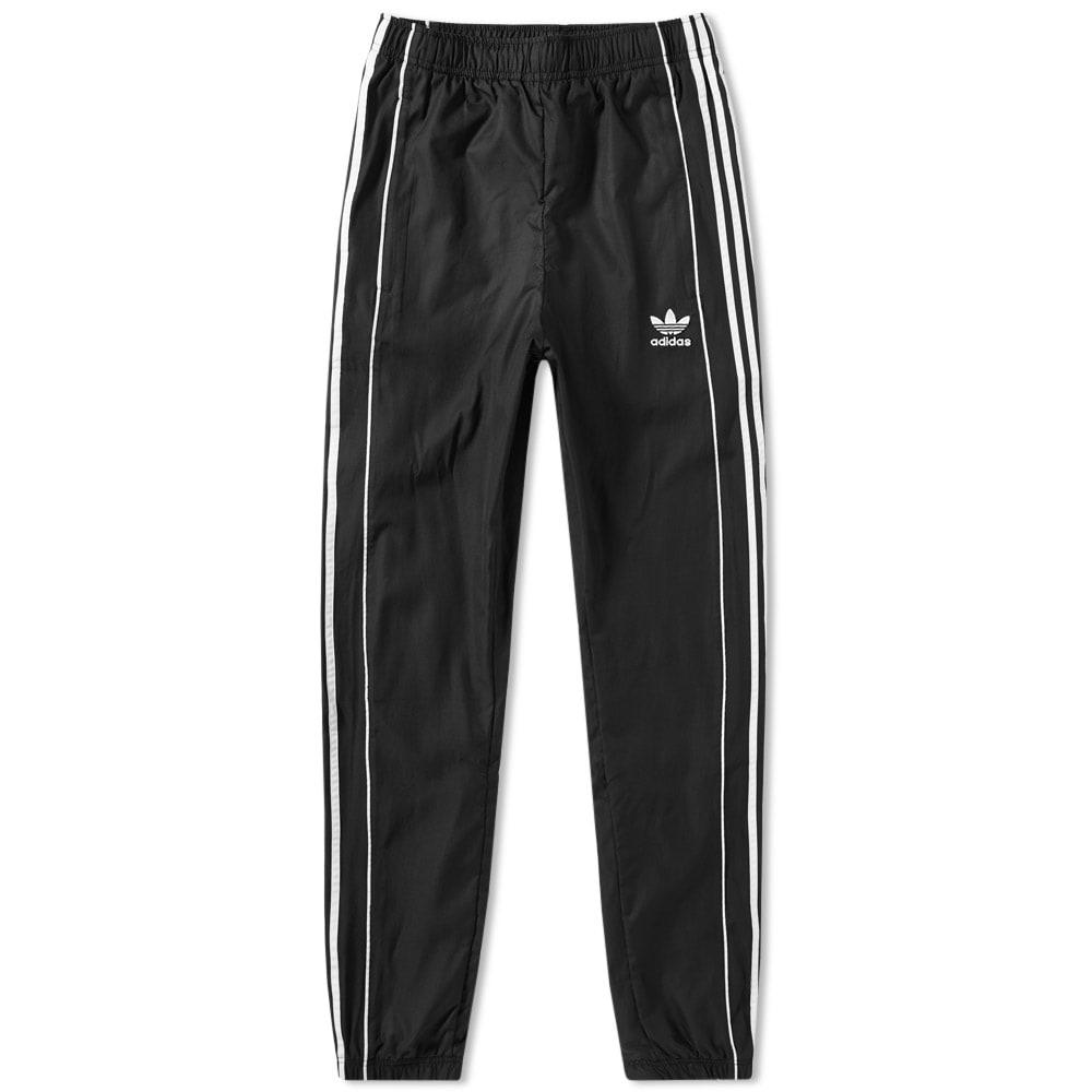 Adidas Originals Adidas Authentic Wind Pant In Black