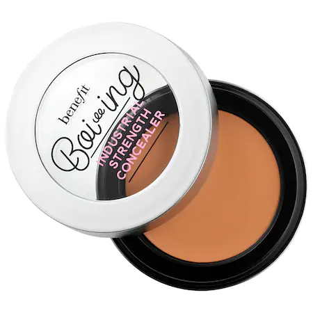 Benefit Cosmetics Boi-ing Industrial Strength Concealer 4 0.1 oz/ 2.8 G In Shade 4