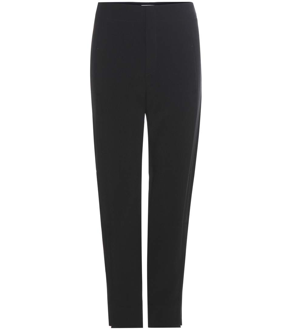 ChloÉ Trousers In Black
