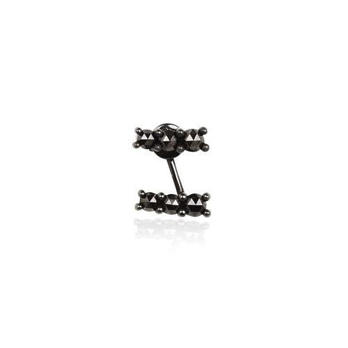 Alinka Jewellery Lara Right Earring Black Diamonds