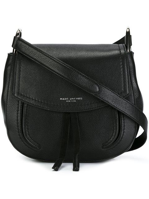 Marc Jacobs Maverick Black Leather Bag