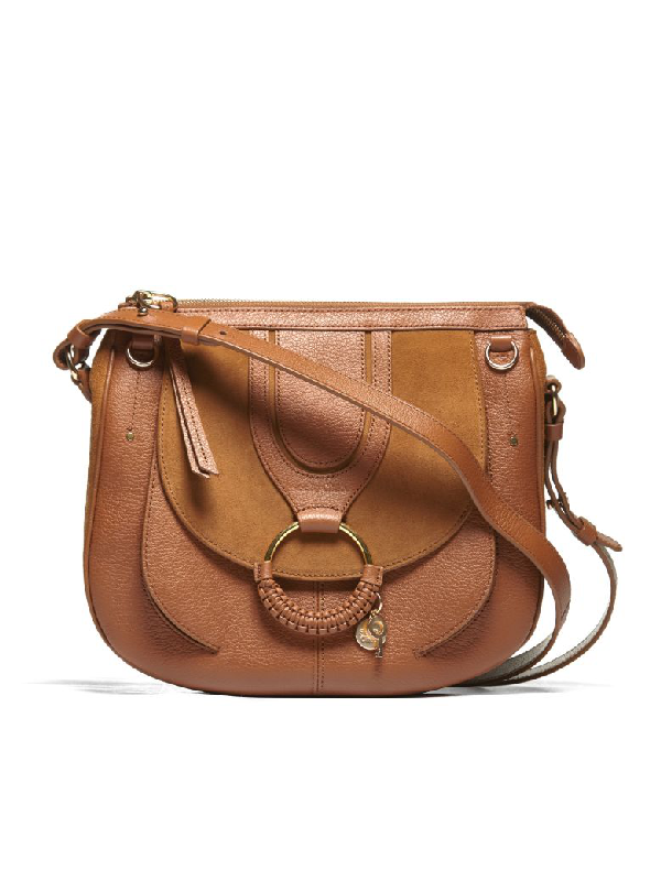 83cba248fb15 See By ChloÉ Hana Shoulder Bag In Cuoio